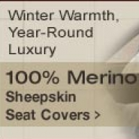 Overland - Sheepskin Seat Covers