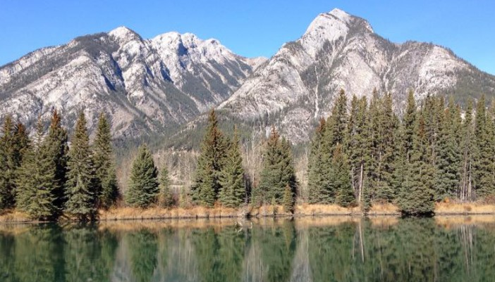 Looking Back: Fall 2015 Memoir Residency in Banff