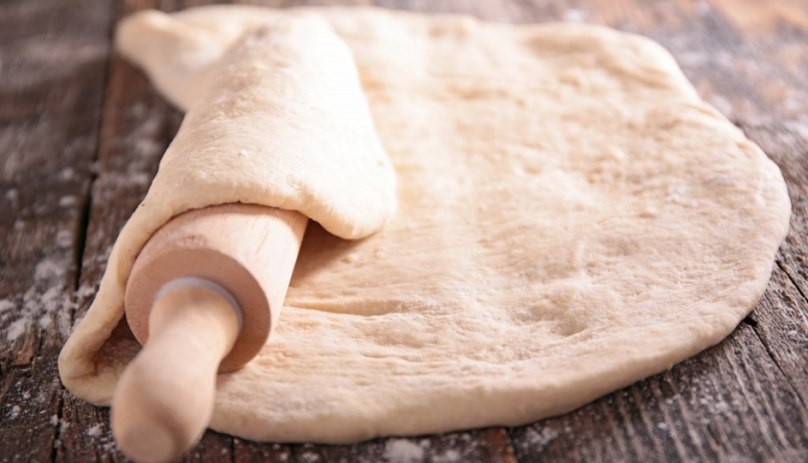 writing is like rolling out dough