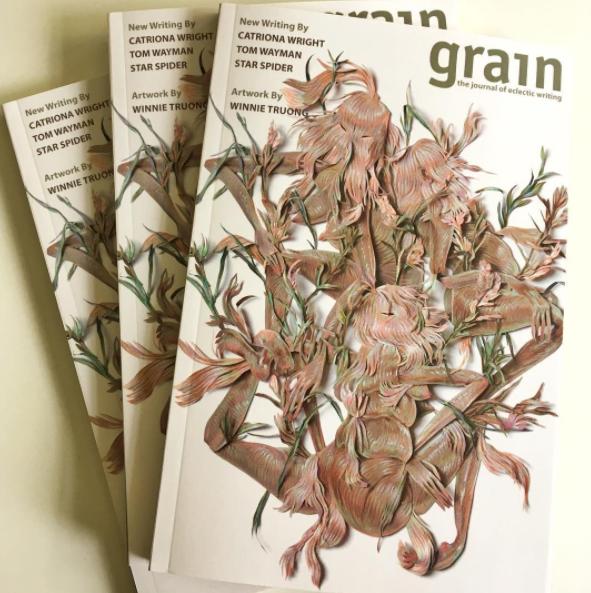 Grain Magazine, Spring 2017.