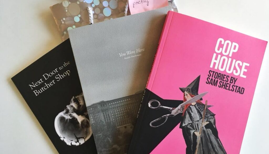 Canadian literary books
